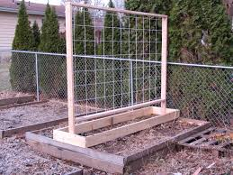 2011 garden trellis design for my raised beds jimmy cracked corn