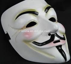 new arrival halloween cosplay wholesale v for vendetta anonymous