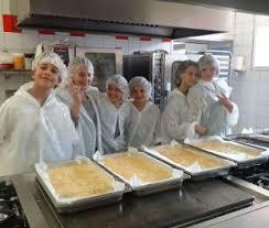 equipe cuisine photos des évènements organisés par les équipes d elior à la navarre