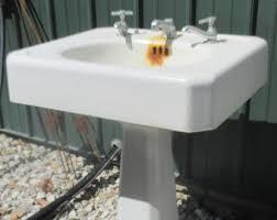 Vintage Sink Faucets Vintage Sink Etsy