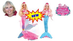 barbie pearl princess 2 1 transforming mermaid doll