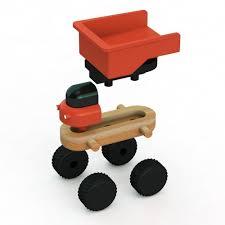 3d print model dump truck cgtrader