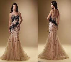 wedding party dresses 2014 beading mermaid bridal wedding gown prom evening formal