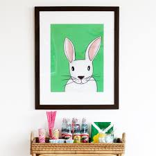easter rabbits decorations easter bunny buys and decorations 2016 popsugar home australia