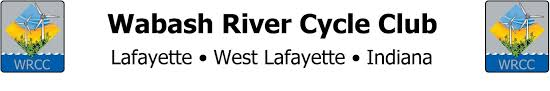 Lafayette Indiana Map Maps And Routes Wabash River Cycle Club