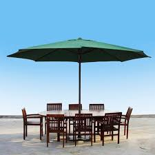 Amazoncom   Foot Market Patio Umbrella Outdoor Furniture - Outdoor aluminum furniture