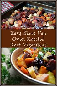 Oven Roasted Root Vegetables Balsamic - easy sheet pan oven roasted root vegetables she loves biscotti