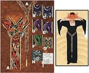 celtic ritual robes wardrobe and ritual wear clothing