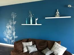 peinture chambre bleu et gris peinture bleu canard dans mon séjour j ai osé photo