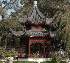 Architect In Chinese Chinese Garden
