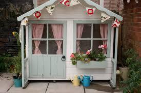 Playhouse Design Lawn U0026 Garden Charming Pink Painted Wood Birdhouse Design