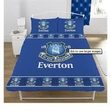 West Ham Double Duvet Cover Everton Fc Double Duvet Cover Uksoccershop