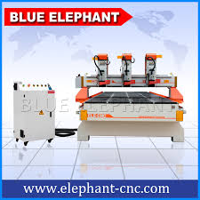 Cnc Wood Cutting Machine Price In India by Ele 1660 Multi Head Wood Cnc Router New Cnc Machines For Sale In