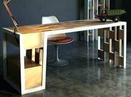 mobilier bureau design bureau design bois console bureau finest with bureau en console