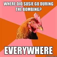 Meme Joke - anti joke chicken meme list of anti joke chicken jokes