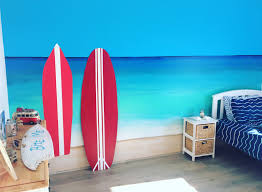 Surf Mural by Murals Mural Creations