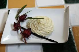 cuisiner l igname mousseline d igname à la vanille la cuisine de