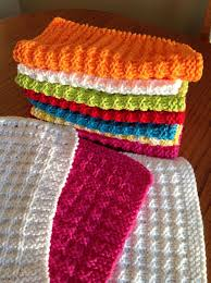 25 unique knit dishcloth patterns ideas on knit