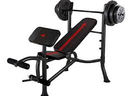 weight and bench set adidas standard bench with 100 lb weight set on sale now for