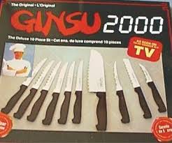 ginsu kitchen knives 14 of the dumbest best selling infomercial products of all time