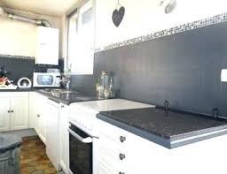 peindre une cuisine en gris peinture cuisine le gris anthracite une couleur tendance dans une