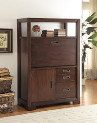 Modern Computer Armoire by Computer Armoire W Drop Front By Riverside Furniture Wolf And