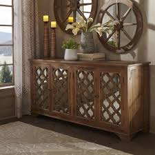 sideboards astounding mirrored buffet cabinet mirrored buffet