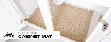 xtreme mats under sink under sink cabinet mat luxury xtreme mats under sink cabinet mats