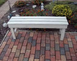 bench order wood bench etsy