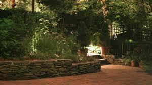 Backyard Led Lighting Landscape Lighting Led Vs Halogen