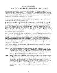 cover letter for i 130 sle cover letter for form i 130 form i 140 130 processing