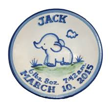 birth plates personalized birth plates