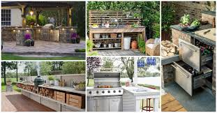 out door kitchen ideas 15 amazing outdoor kitchen ideas
