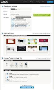 tutorial membuat website gratis untuk pemula membuat website gratis dengan webs dot com tutorial dan review