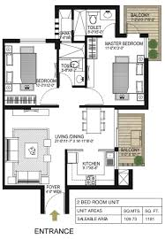 South Facing Duplex House Floor Plans by North Facing House Plans 20 X 60