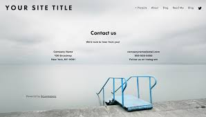 squarespace help forte structure and style