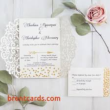 wedding invitations with response cards response cards wedding free card design ideas
