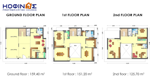 floor plan for commercial building story building plan farmhouse plans with porch narrow lot floor plans