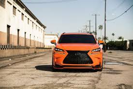 lexus nx turbo horsepower lexus cars news lexus nx goes aggressive for sema