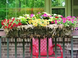 Lowes Planter Box by Decor Flower Boxes Lowes Railing Planters Deck Rail Planters