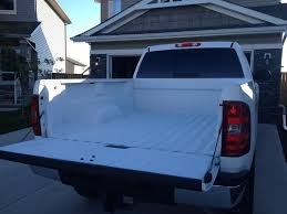 white truck bed liner white bed liner show off your colored liner chevy and gmc