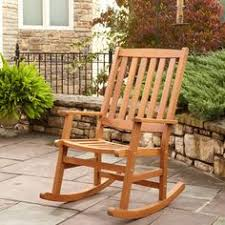 How To Build Outdoor Wood Chairs by Belham Living Avondale Oversized Outdoor Rocking Chair Natural