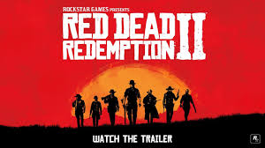 Red Dead Redemption 2 Trailer Youtube