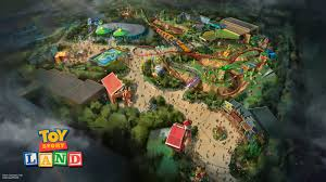 Disney World Florida Map by Everything We Think We Know About Toy Story Land U2013 Orlando Parkstop