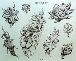 a flower tattoo designs flower inspiration