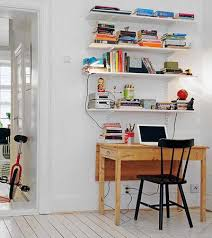 Study Table And Bookshelf Designs Feng Shui For Home Office And Study Area In Room Corner