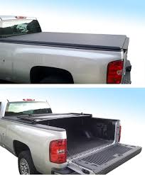 Chevy Silverado 1500 Truck Bed Covers - top 5 premium trifold tonneau truck bed cover for 07 13 chevy gmc