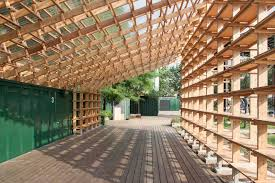 houde home construction hou de sousa u0027s u201csticks u201d opens in socrates sculpture park