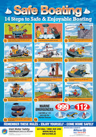water safety cartoons