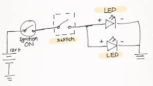 fog light wire diagram wiring diagram for led fog lights wiring